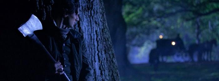 Abraham Lincoln Vampire Hunter 3d Available On Dvd Blu