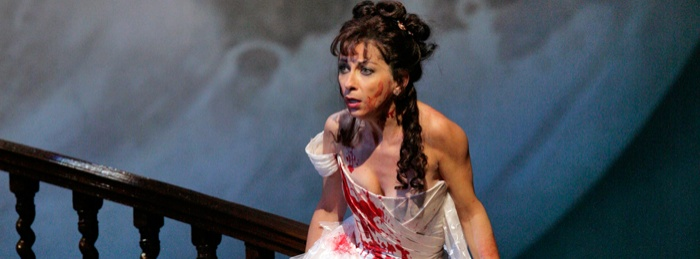 dessay lucia met review Find helpful customer reviews and review ratings for donizetti: lucia di lammermoor at  perhaps the met will release  of this new 'lucia, i gave up dessay's.