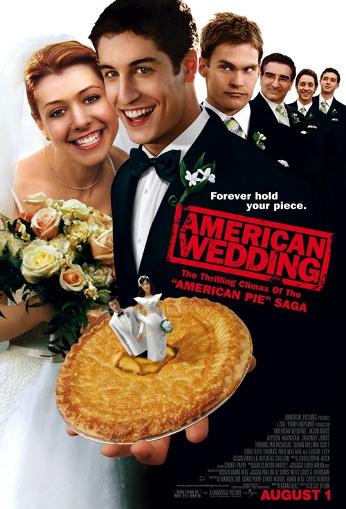Movie Poster For American Pie The Wedding