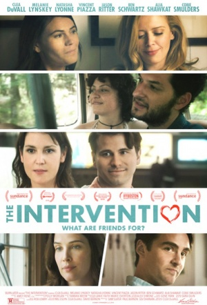 The Intervention Film Poster