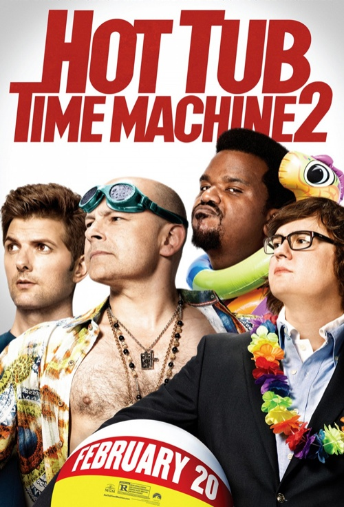 Hot Tub Time Machine 2 Film Poster