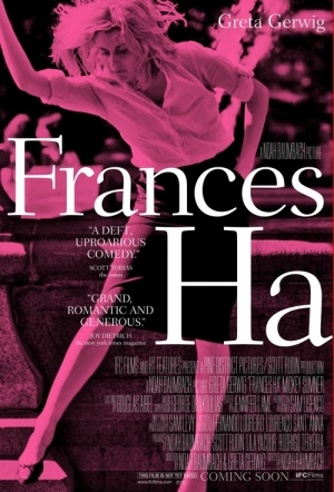 Frances Ha Film Poster