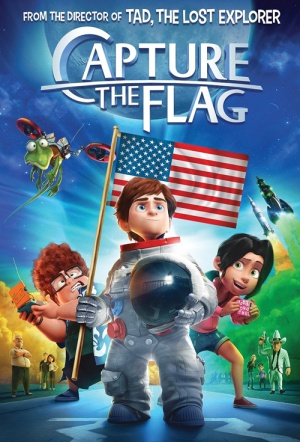 Capture the Flag Film Poster