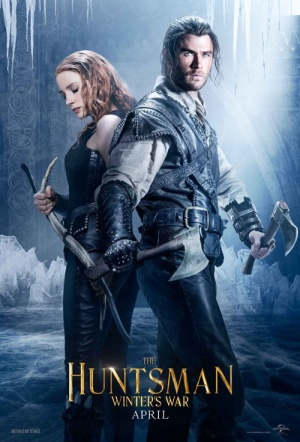 The Huntsman: Winter's War Film Poster