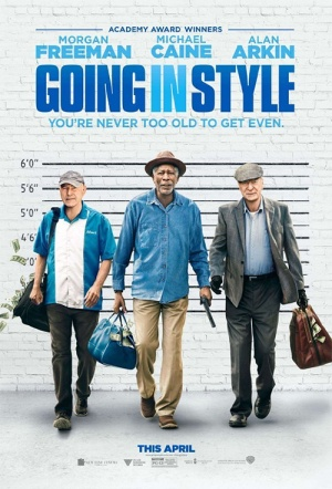 Going in Style Film Poster