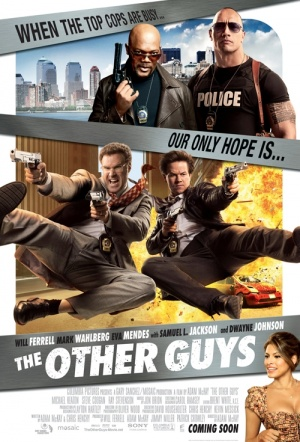 The Other Guys Film Poster