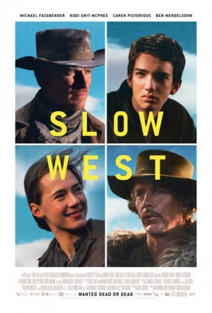 Slow West Film Poster