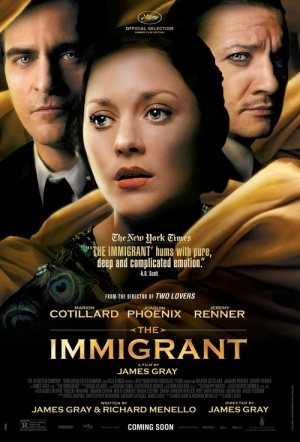The Immigrant Film Poster