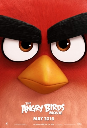 The Angry Birds Movie Film Poster