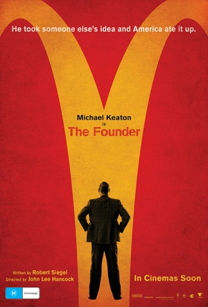 The Founder Film Poster