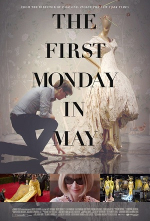 The First Monday in May Film Poster