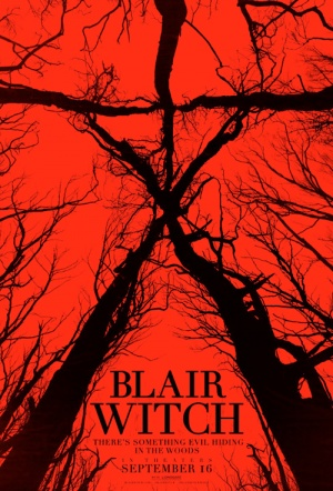 Blair Witch Film Poster