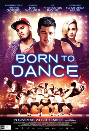 Born to Dance Film Poster