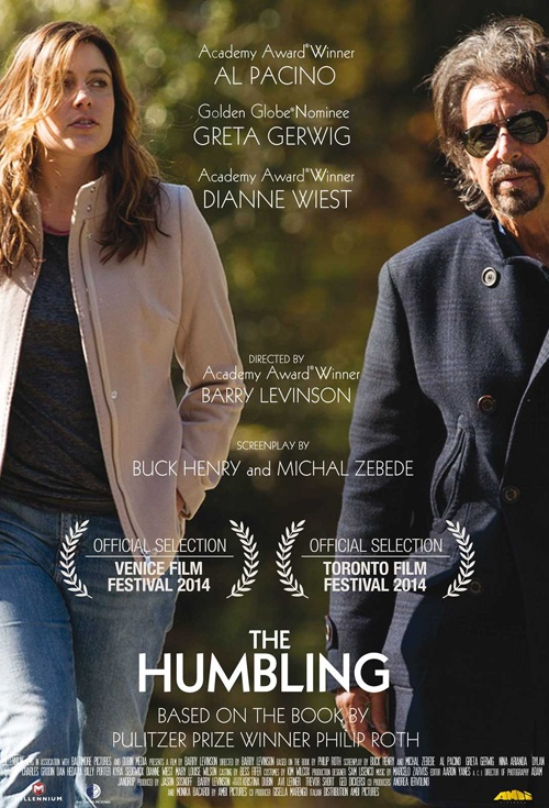 The Humbling Film Poster