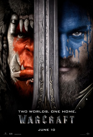 Warcraft: The Beginning Film Poster