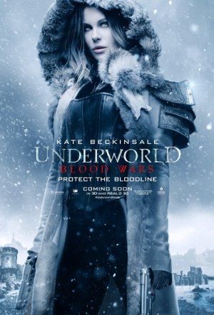 Underworld: Blood Wars Film Poster