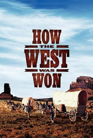 How the West Was Won Film Poster
