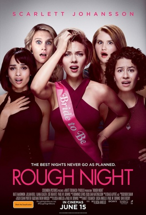 Rough Night Film Poster
