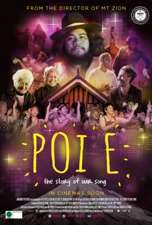 Poi E: The Story of Our Song Film Poster