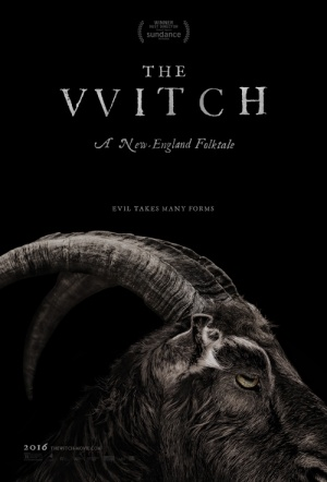 The Witch (2015) Film Poster