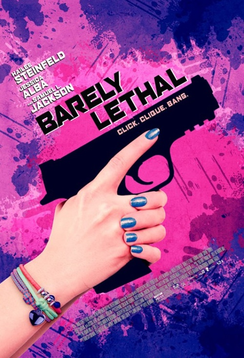 Barely Lethal Film Poster