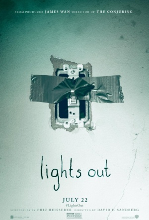 Lights Out (2016) Film Poster
