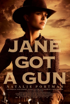Jane Got a Gun Film Poster