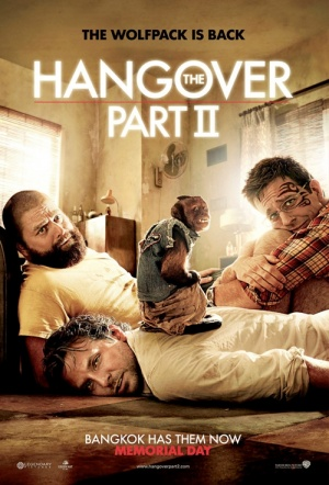 The Hangover Part II Film Poster