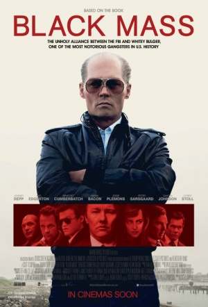 Black Mass Film Poster