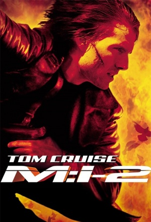 Mission: Impossible II Film Poster