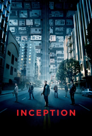 Inception Film Poster