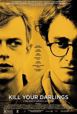 Kill Your Darlings Film Poster