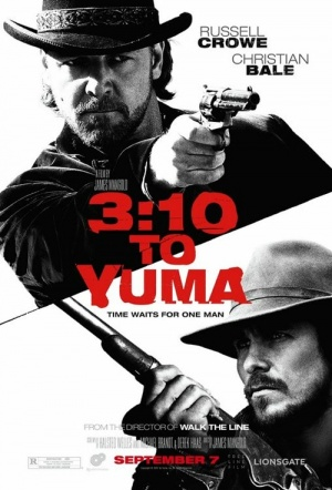 3:10 to Yuma Film Poster