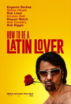 How to Be a Latin Lover Film Poster