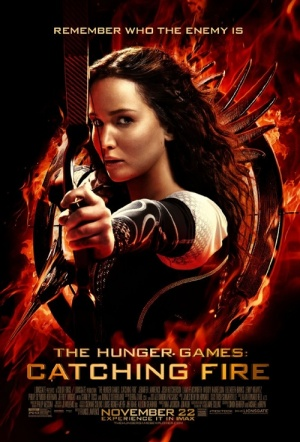 The Hunger Games: Catching Fire Film Poster