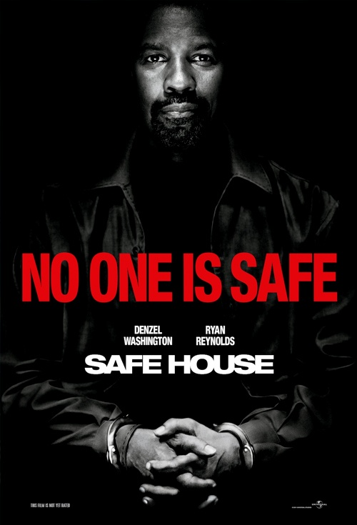 Safe House (2012) Film Poster