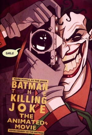 Batman: The Killing Joke Film Poster