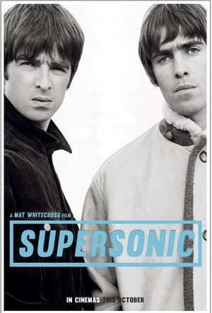 Oasis: Supersonic Film Poster