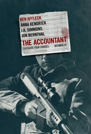 The Accountant Film Poster