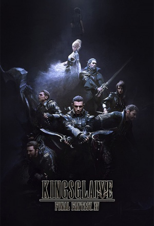 Kingsglaive: Final Fantasy XV Film Poster