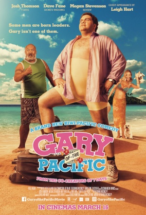 Gary of the Pacific Poster