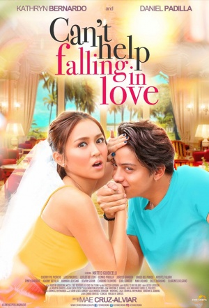Can't Help Falling In Love Film Poster
