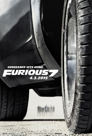 Fast & Furious 7 Film Poster