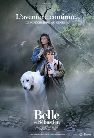 Belle and Sebastian: The Adventure Continues Film Poster