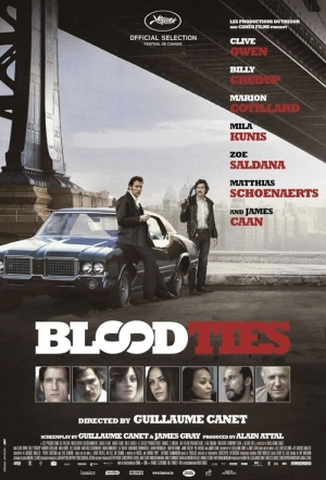 Blood Ties Film Poster