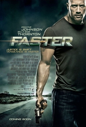 Faster Film Poster