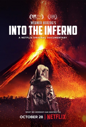 Into the Inferno Film Poster