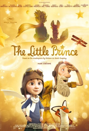 The Little Prince Film Poster