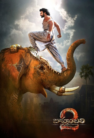 Baahubali 2: The Conclusion (Telugu) Film Poster