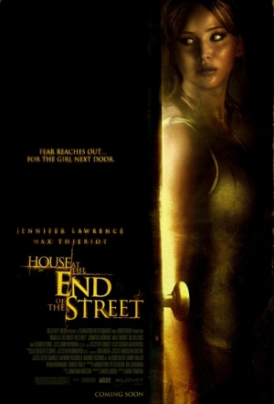 House at the End of the Street Film Poster